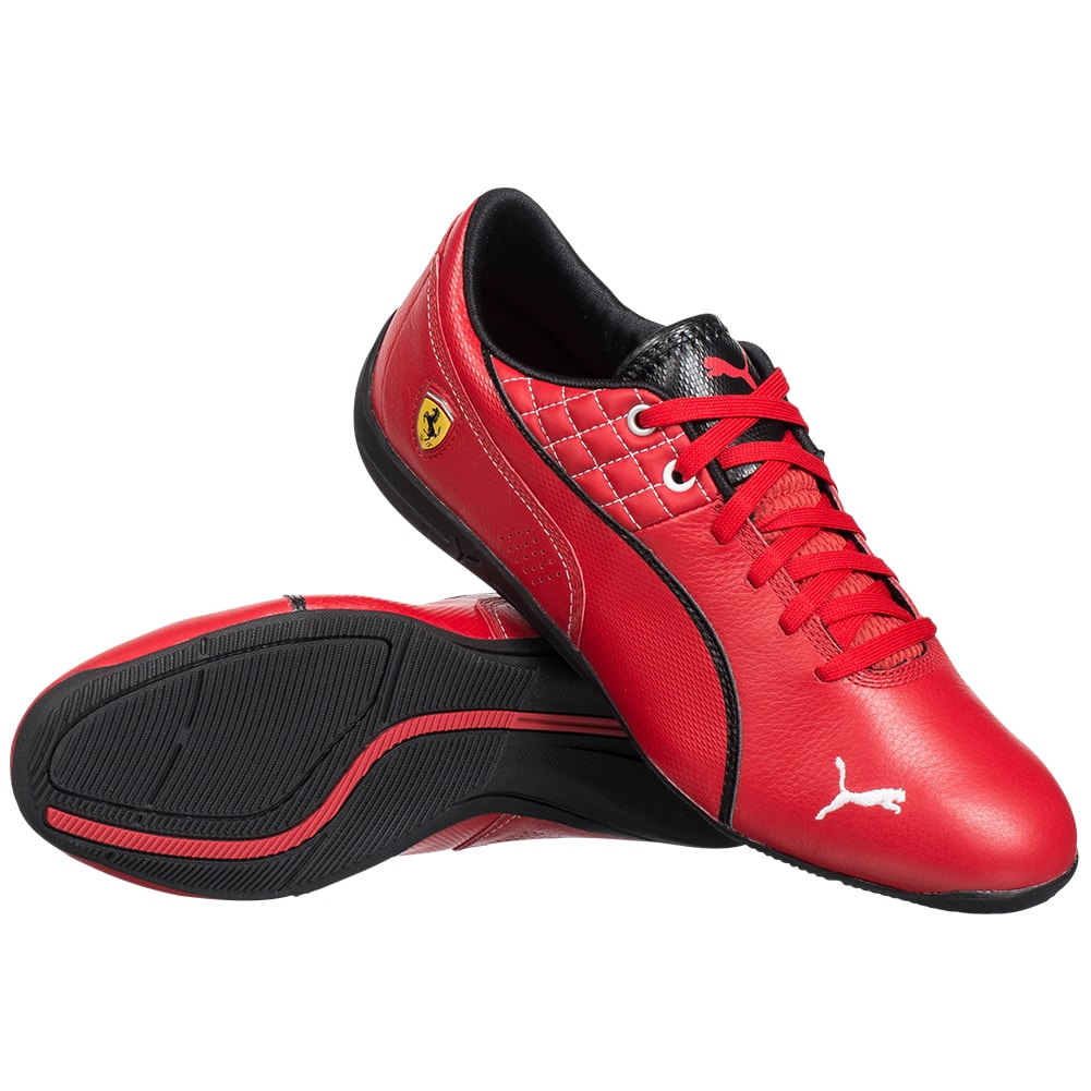 puma scuderia ferrari drift cat 6 sf flash herren sneaker. Black Bedroom Furniture Sets. Home Design Ideas