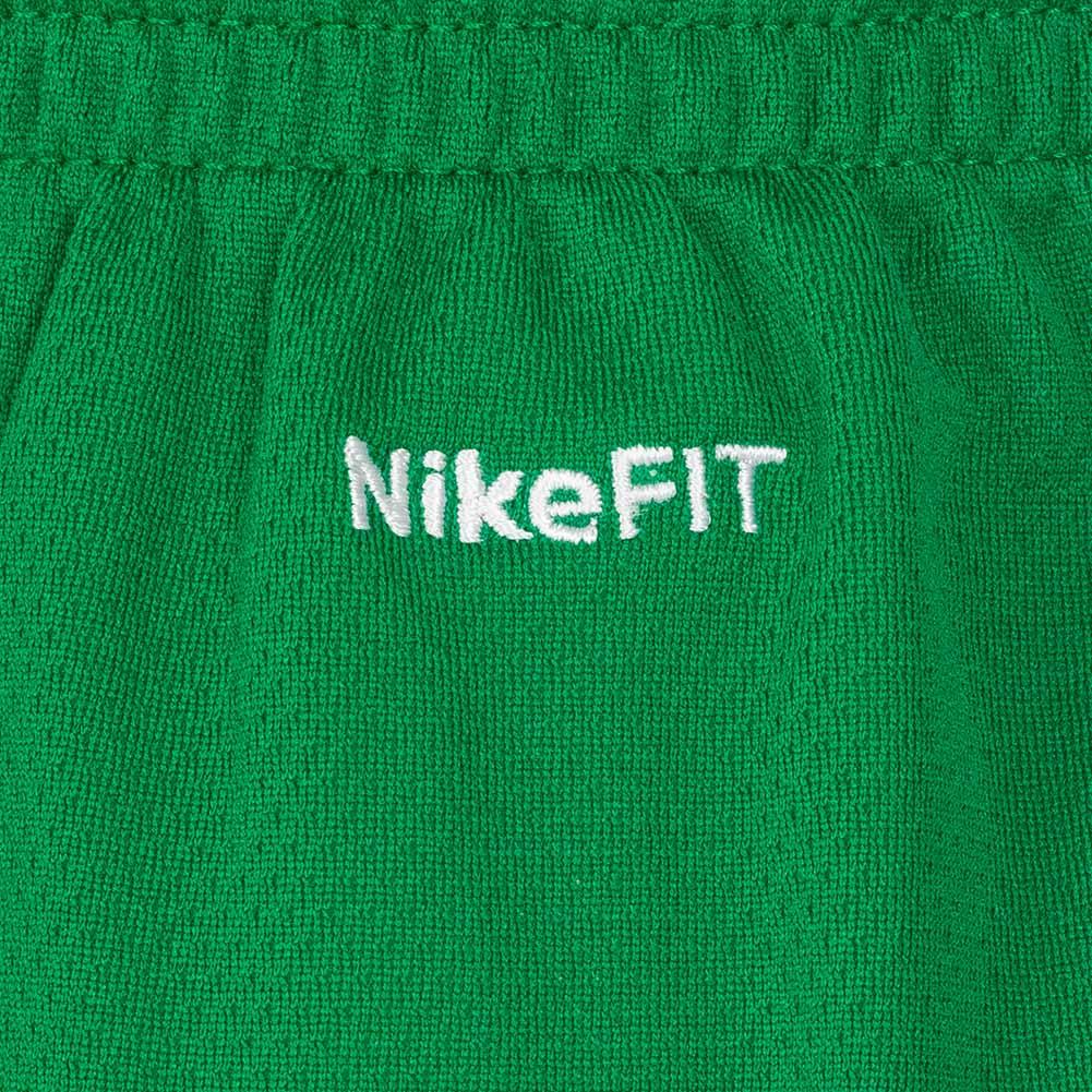 Nike Damen Basketball Frauen Sport Fitness Trainings Shorts 330914-302 Grün neu