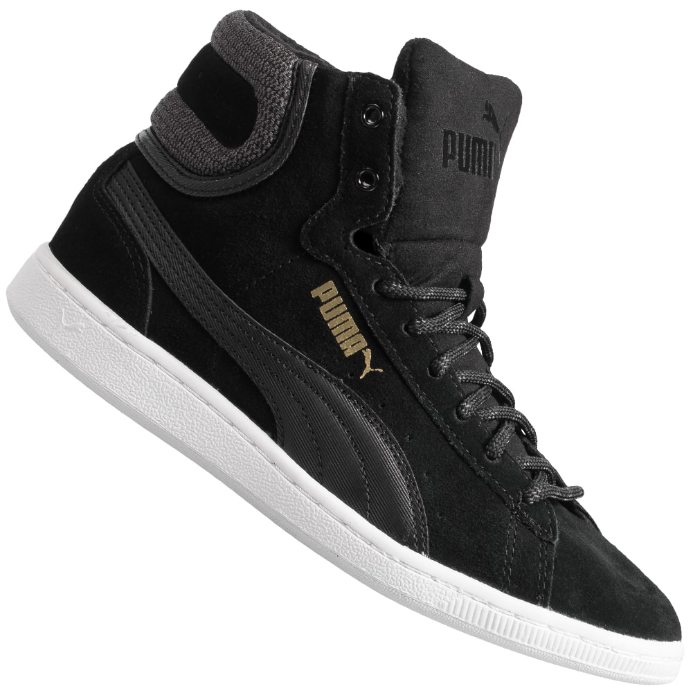 puma vikky mid damen high top sneaker 362629 03. Black Bedroom Furniture Sets. Home Design Ideas