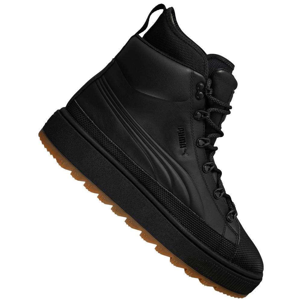 Details zu PUMA Evolution The Ren Boot Damen Stiefel Winterstiefel Schuhe 363366 Neu