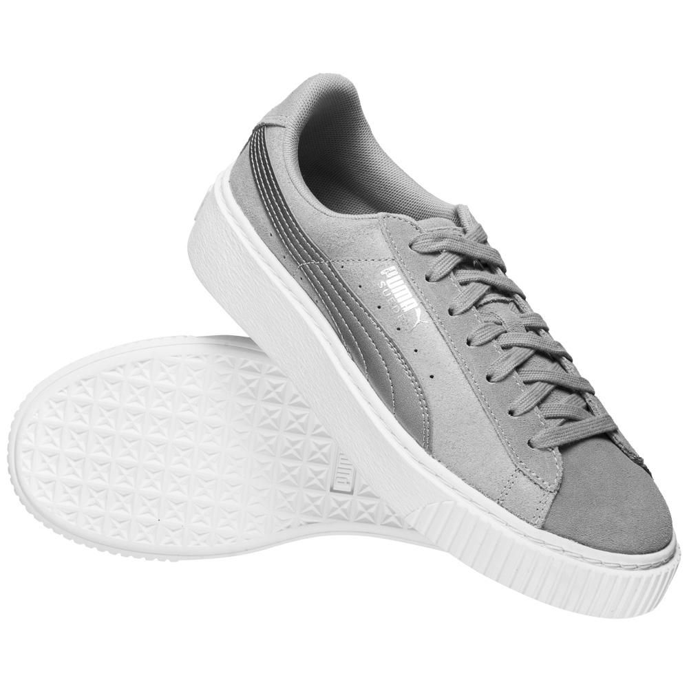 Turnschuhe PUMA PLATFORMID S 364242-03 Damen Sneaker Freizeitschuhe