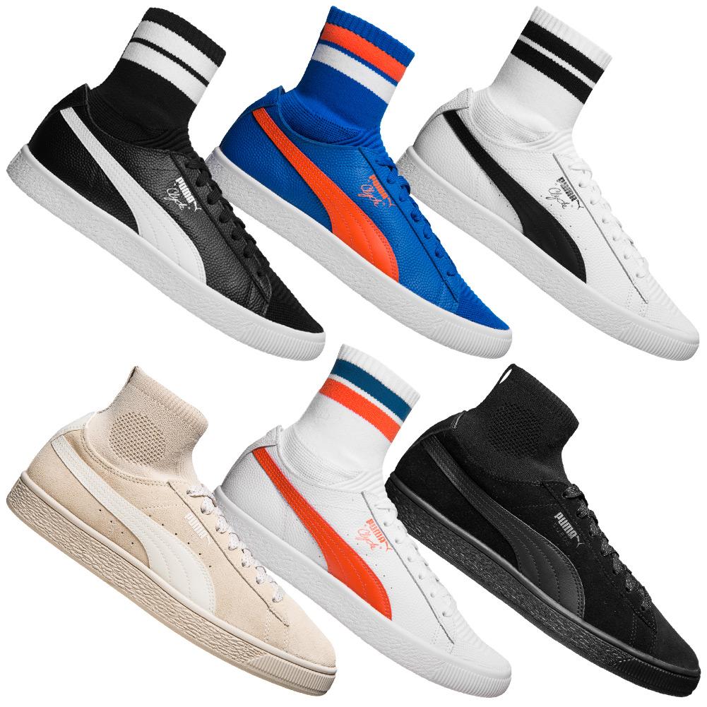 Details zu PUMA Classic NYC Herren Socken Sneaker Freizeit Schuhe Sock Schuh Sneakers neu