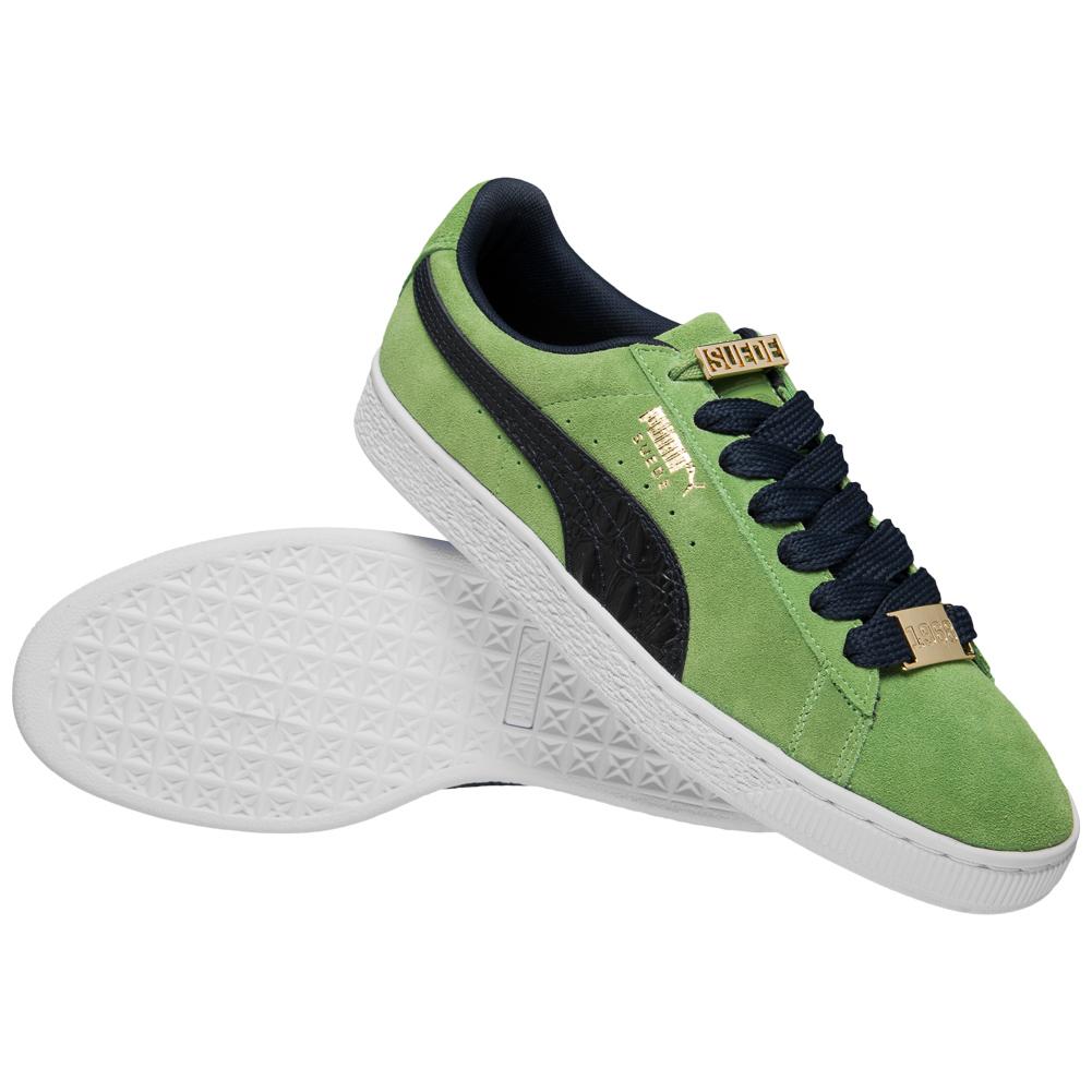 PUMA Suede Classic Herren Straßen Schuhe Turnschuhe Sneaker 365362 ... a703df2af5