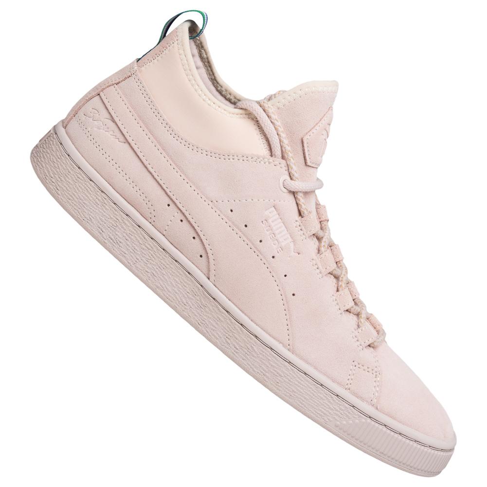 PUMA BIG SEAN Suede Herren Sneaker Grau: : Schuhe