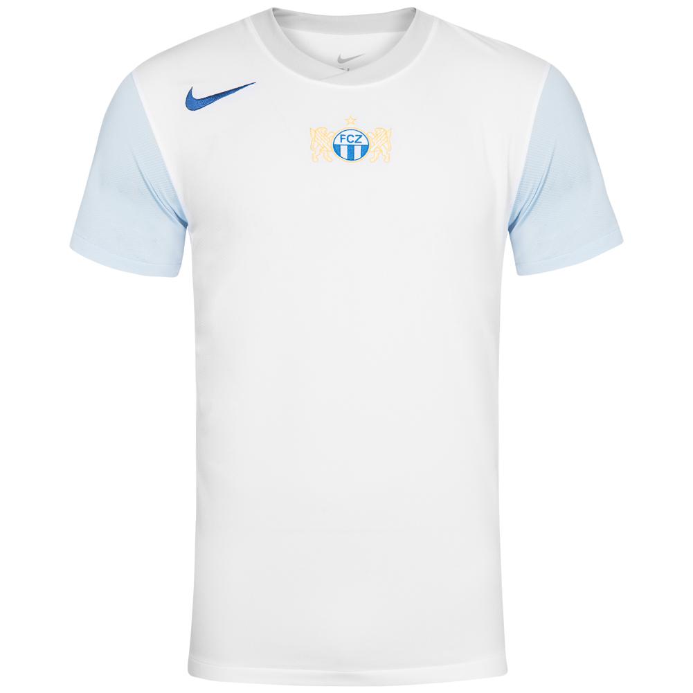 FC Zürich Nike Heim Trikot S M L XL 2XL 419782-105 Schweiz Jersey ...