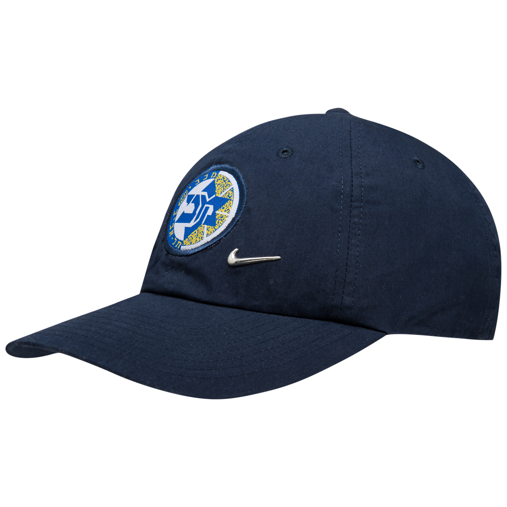 Maccabi Tel Aviv Nike Cap Basketball Association Training Fan Hat 572853-451 New