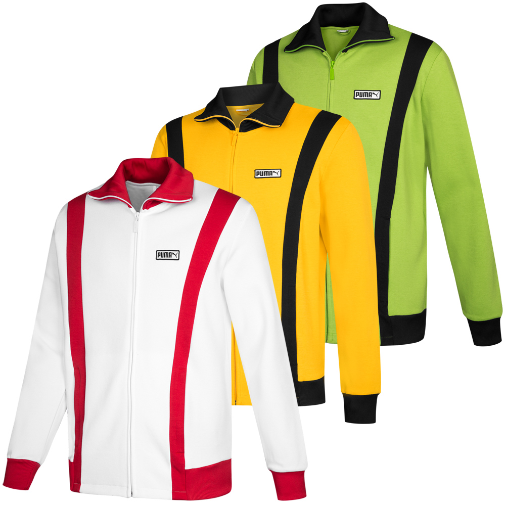 Details about Puma T7 Special Track Jacket Mens Sports Fitness Training Jacket 577221 NEW show original title