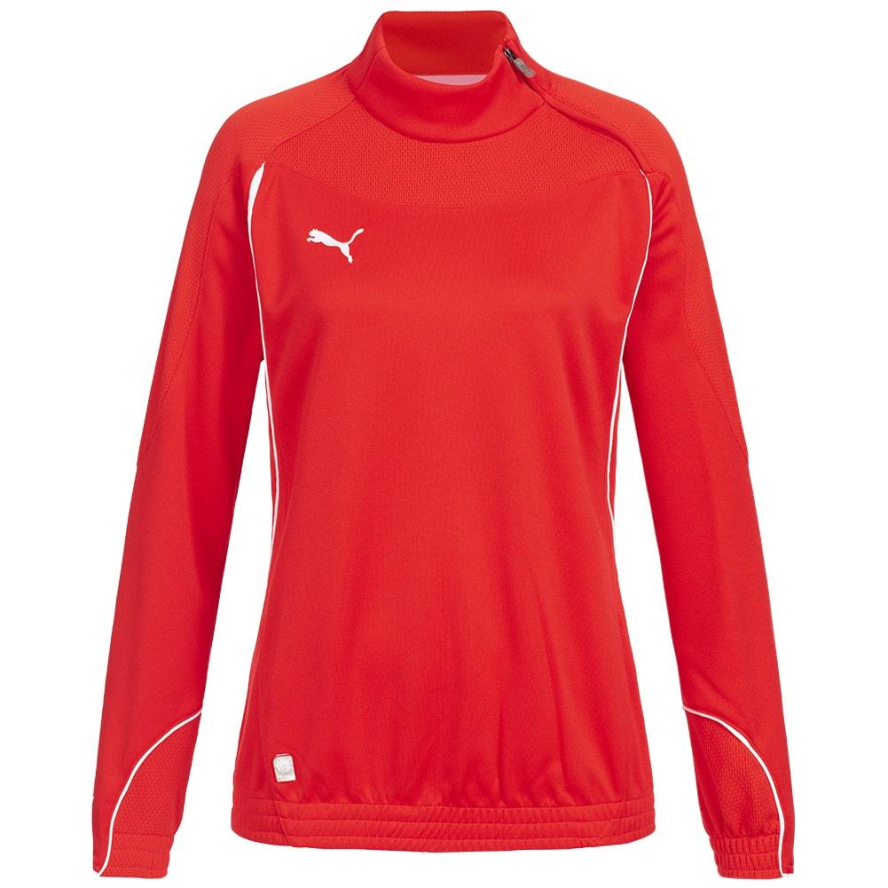PUMA PowerCat 1.10 12 Zip Track Top Top Women's Sweater