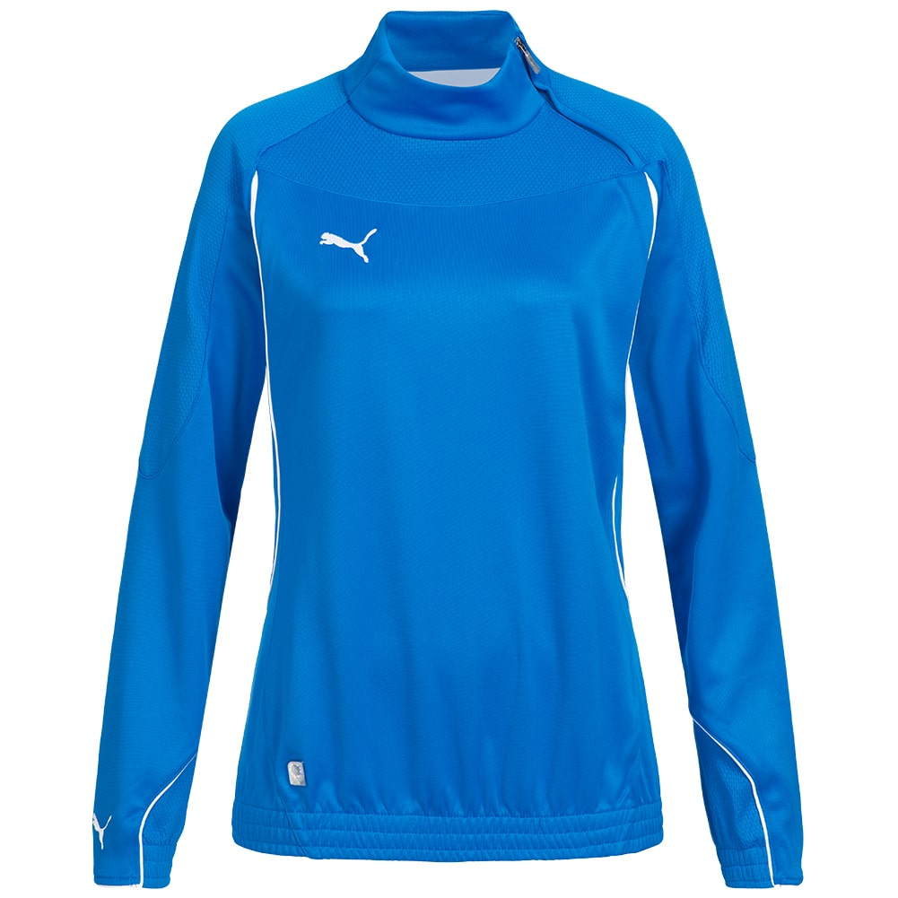 Details about Puma Powercat 1.10 12 Zip Track Top Top Womens Sport Sweater 652101 NEW show original title