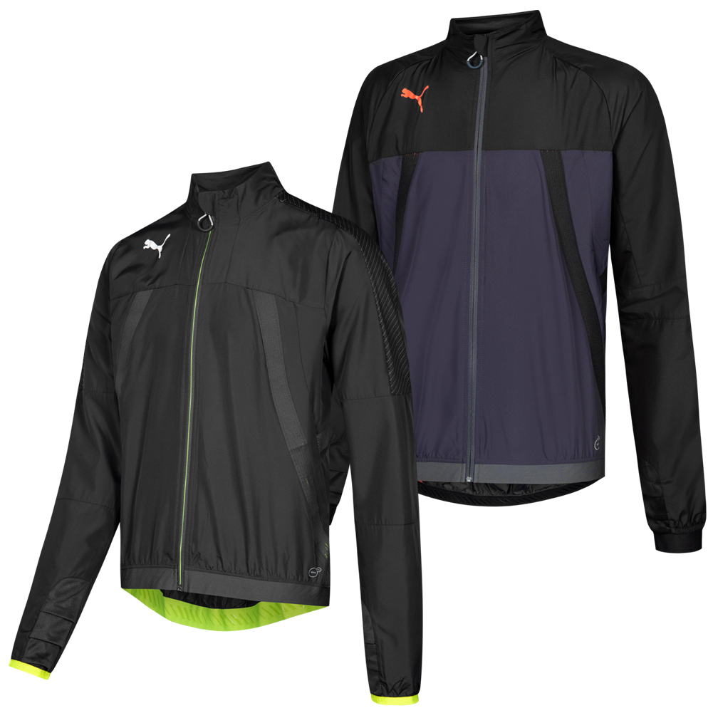 Details about Puma Evotrg Vent Thermo-R Jacket Men s Track Jacket Team Sport  Jacket New 5a2d448cca