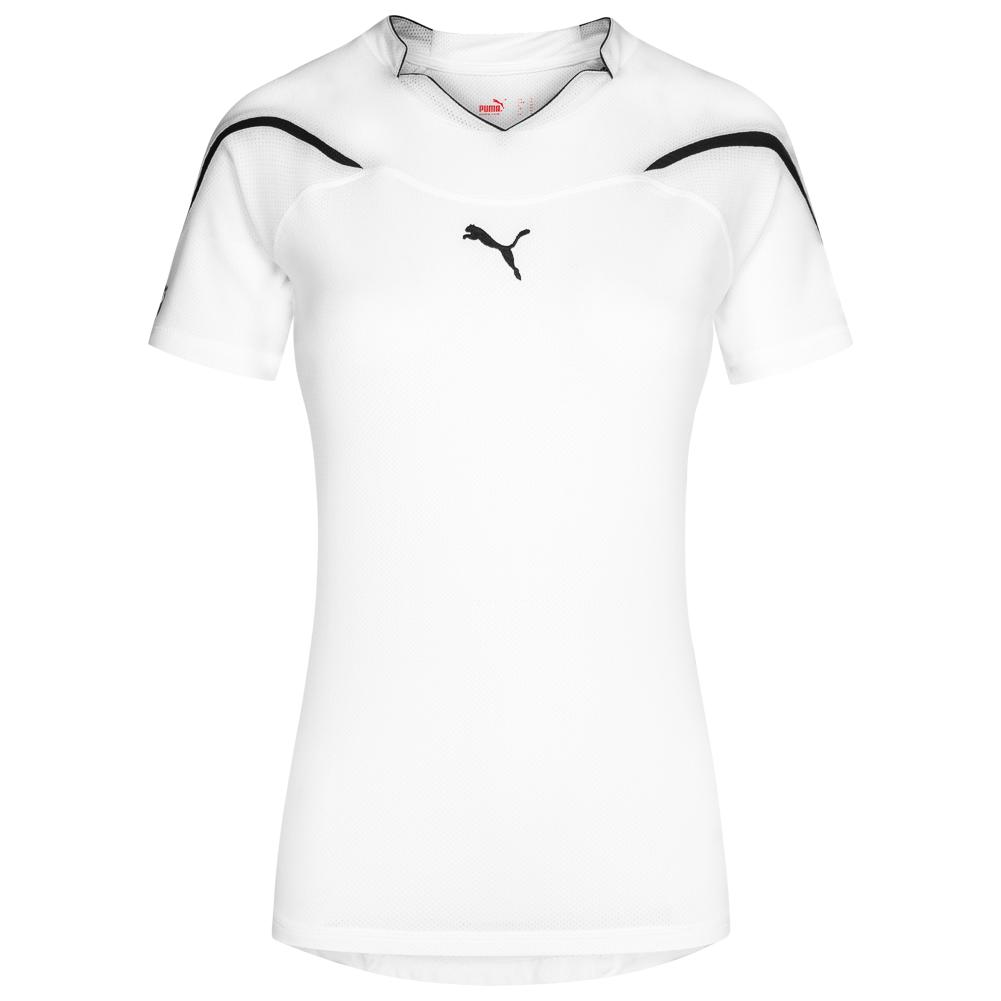 Details about Puma Powercat 1.10 Women's Shirt Sport Jersey Fitness Training Shirt 700755 New
