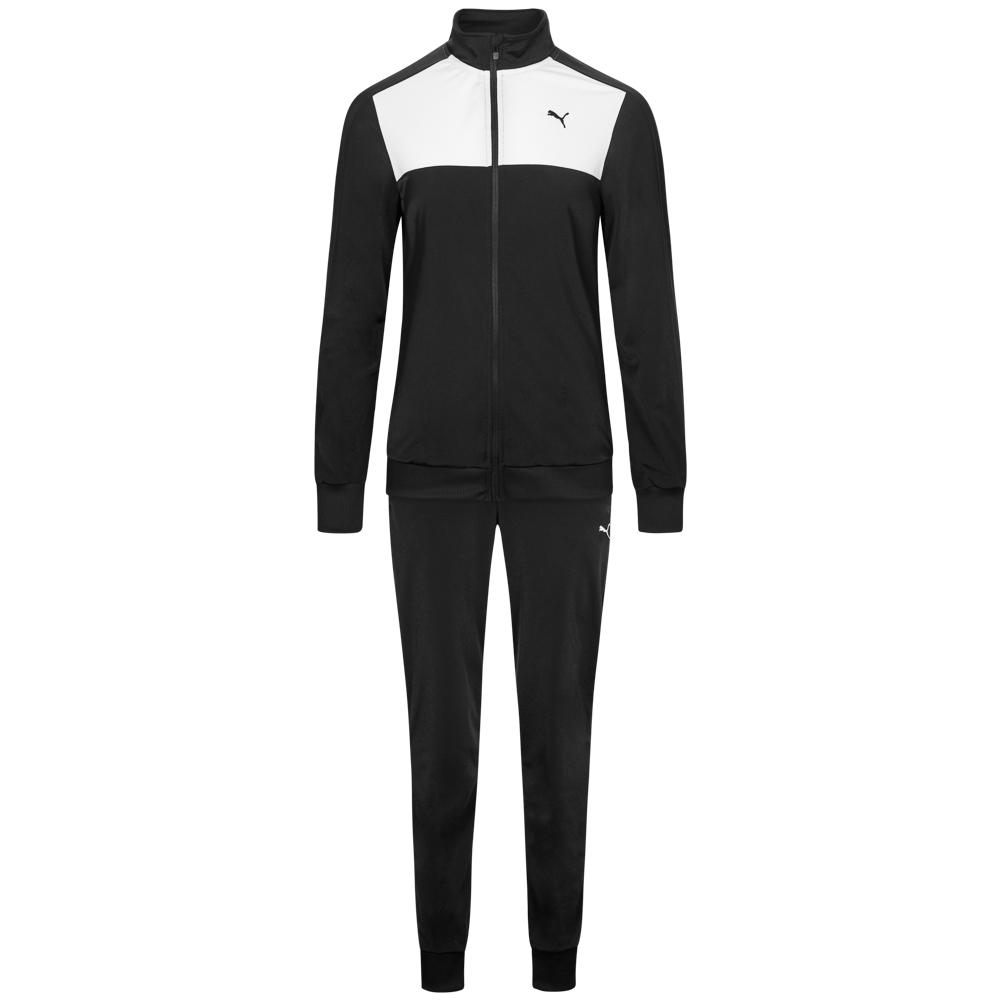 PUMA-Trainingsanzug-Praesentationsanzug-Herren-Damen-Freizeit-Fitness-Sport-Anzug