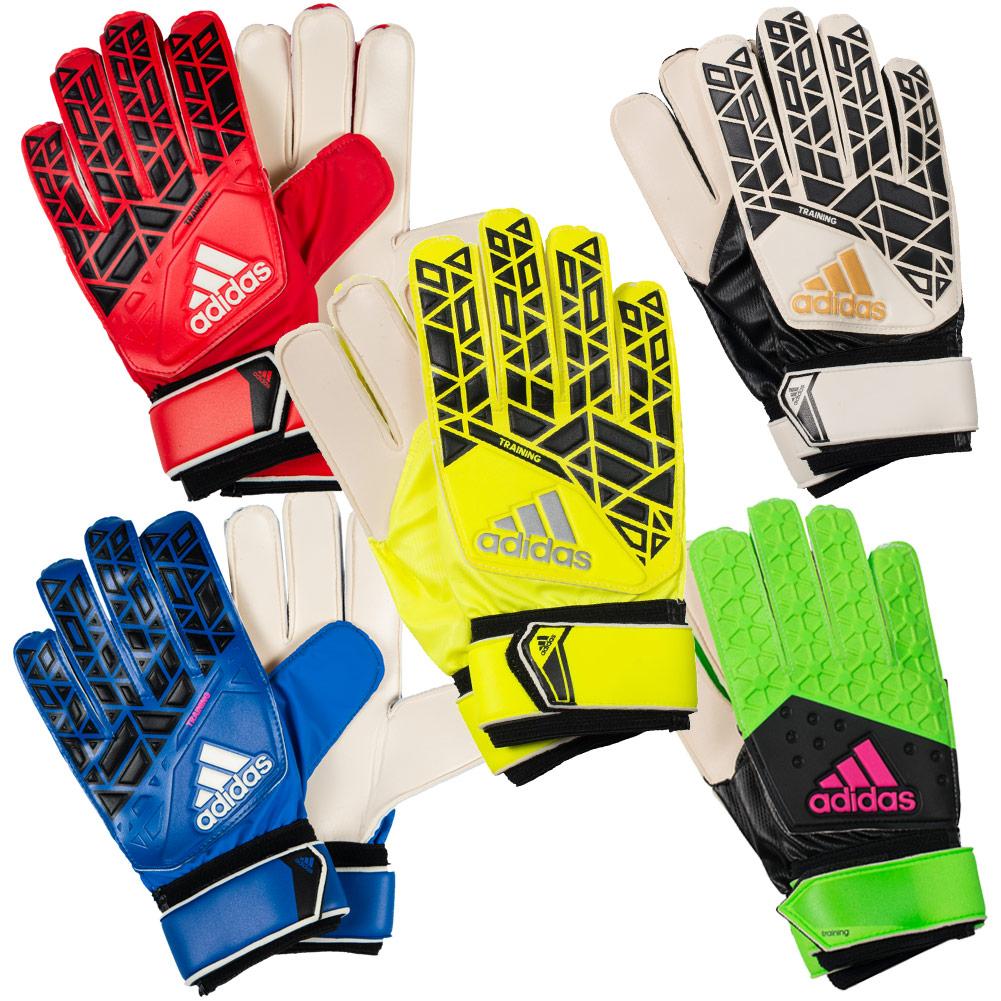 Details zu adidas ACE Training Torwarthandschuhe Fußball Torwart Handschuhe Goalkeeper neu