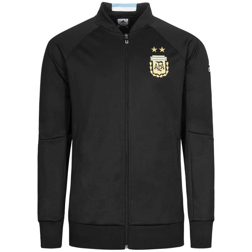 argentinien adidas herren anthem jacke knit jacket ai4516. Black Bedroom Furniture Sets. Home Design Ideas
