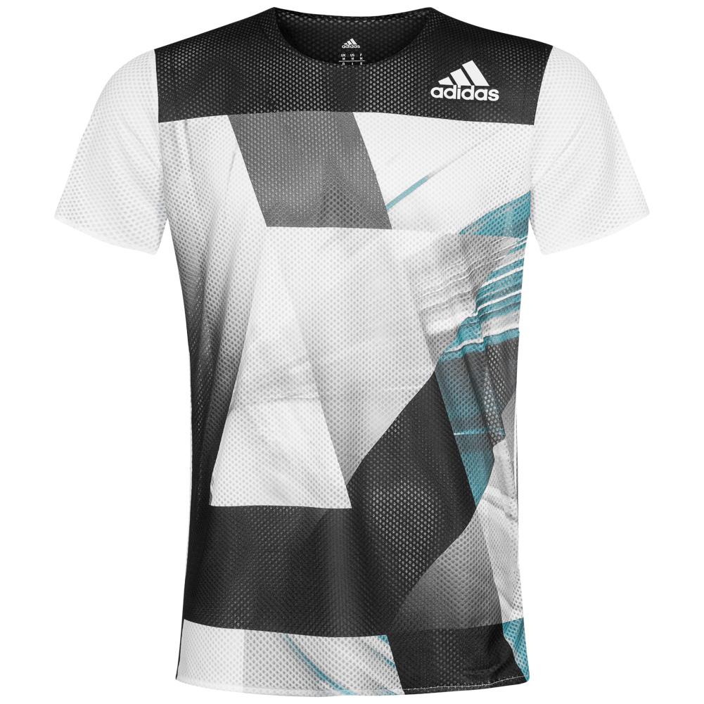 adidas adizero herren running laufshirt sport fitness top shirt xs xl jogging ebay. Black Bedroom Furniture Sets. Home Design Ideas
