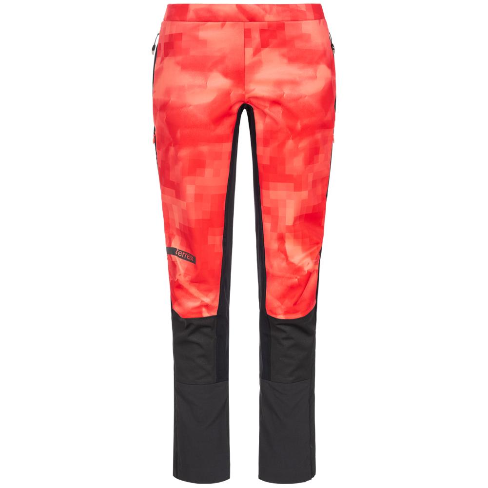 Details zu adidas Terrex Skyrunning Soft Shell Pants Damen Outdoor Hose Freizeit AP8981 neu