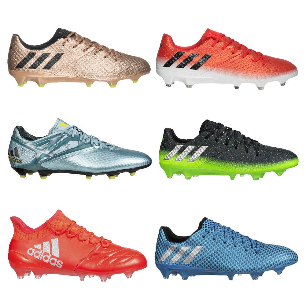 Details about adidas 15.1 16.1 FG X Messi Herren Fußballschuhe Profi Fußball Schuhe neu