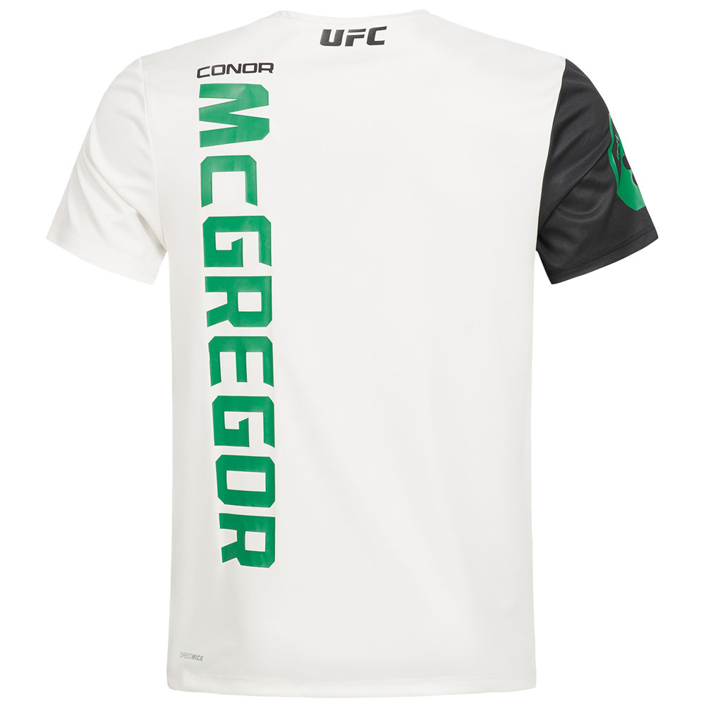 About Mma Mcgregor Original Title Fight Shirt Reebok Walkout Details Show Jersey Conor New Ufc Rousey Nymwn0v8O