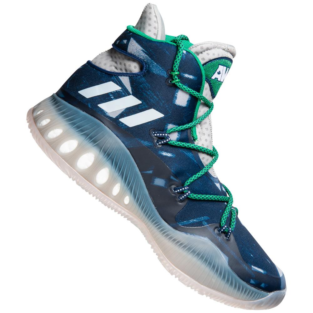 Adidas Adidas Adidas Crazy Explosive Herren Basketballschuhe Basketball Schuhe Streetball neu 555cba