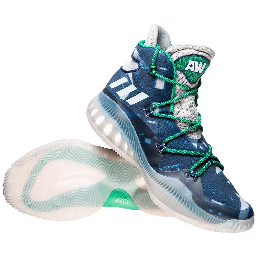 new style 93b15 fd12b adidas Crazy Explosive Herren Basketballschuhe Mix