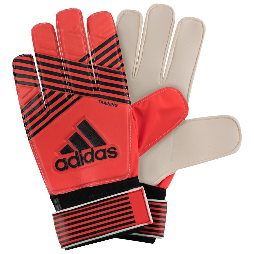 Details about Adidas Ace Training Football Men's Goalkeeper Gloves Goalie Red Bq4576 New