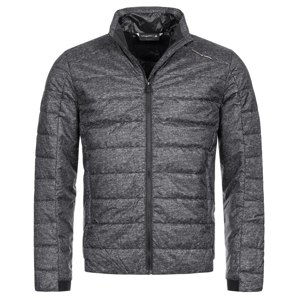 adidas porsche design padded reflective jacket herren. Black Bedroom Furniture Sets. Home Design Ideas