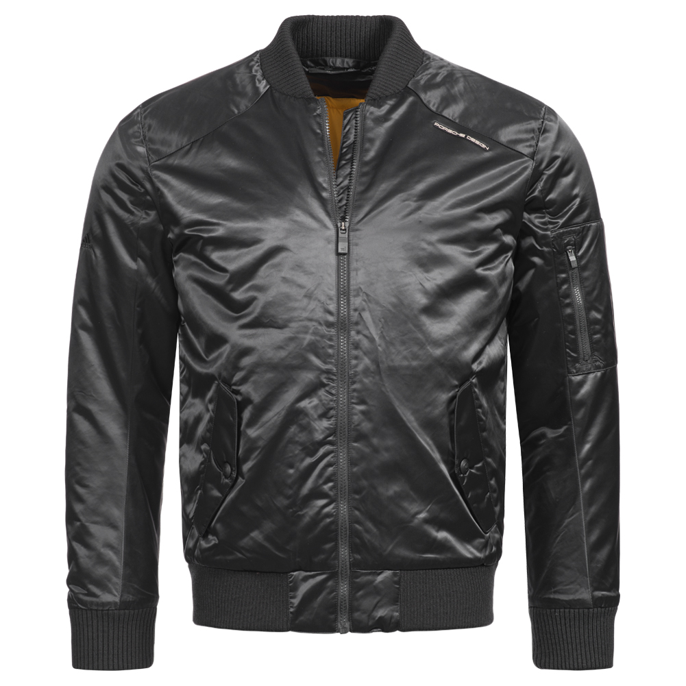 adidas porsche design bomber jacket herren bomberjacke. Black Bedroom Furniture Sets. Home Design Ideas
