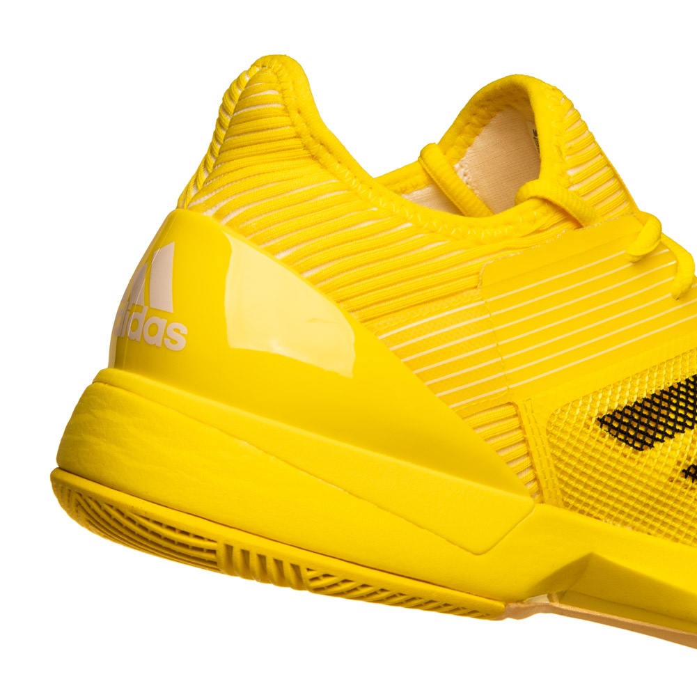 Details about Adidas Adizero ubersonic 3 Tennis Shoes Sports Fitness Shoes BY1615 Yellow NEW show original title