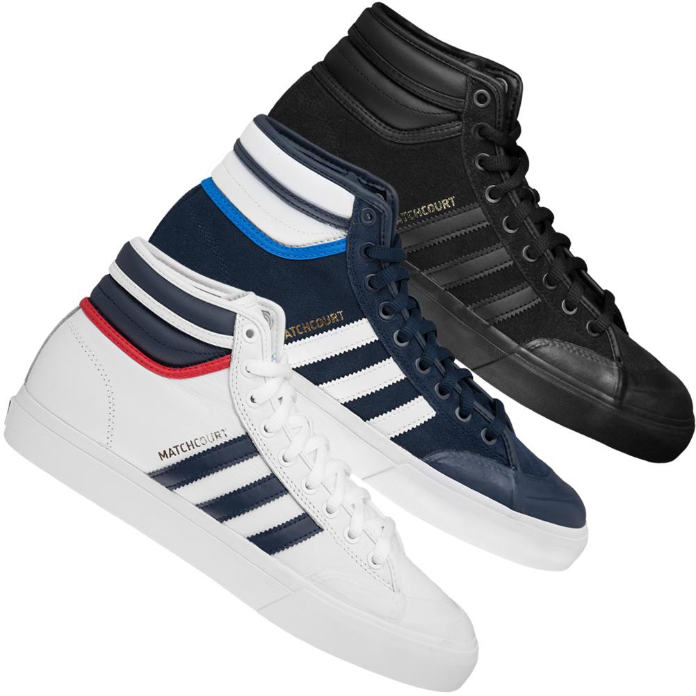 3fdbb8d898a Adidas Originals Matchcourt High Rx2 Skateboard Shoes High Top ...