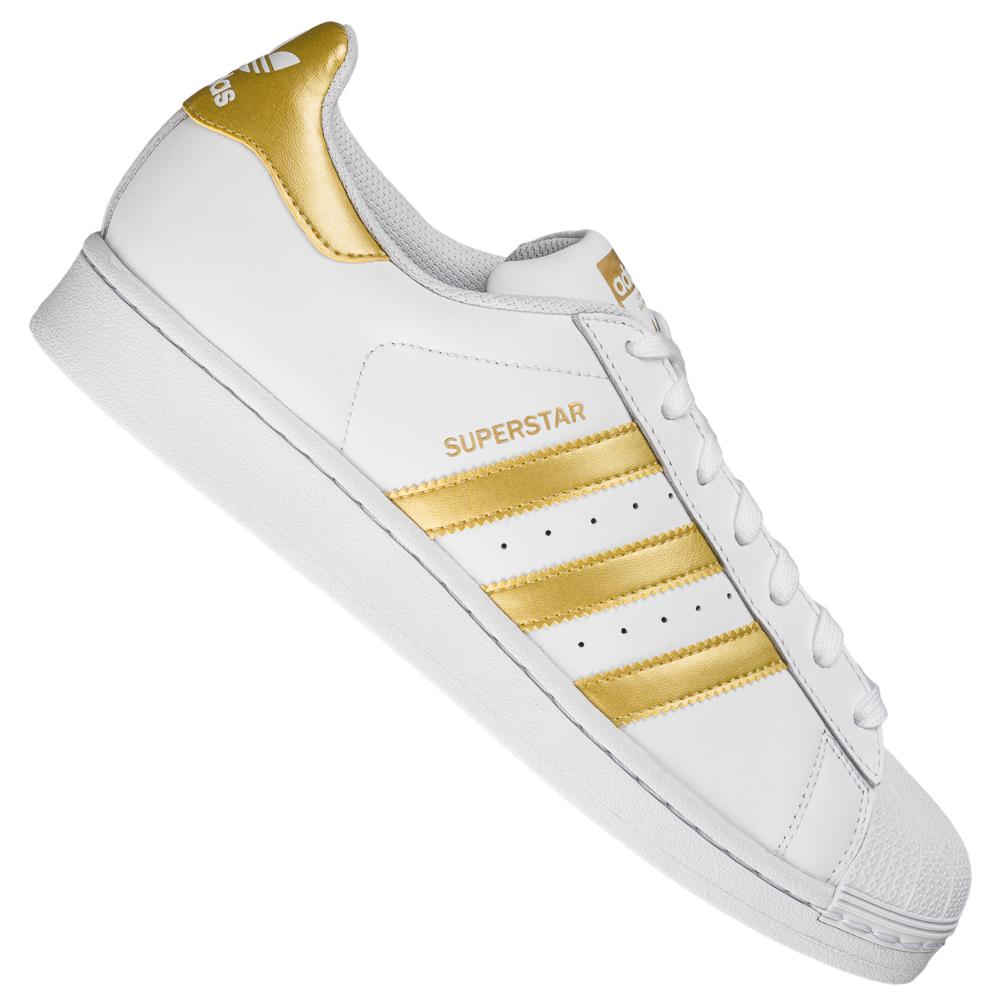 Details zu adidas Originals Superstar Sneaker Herren Damen Freizeit Schuhe BY8757 neu
