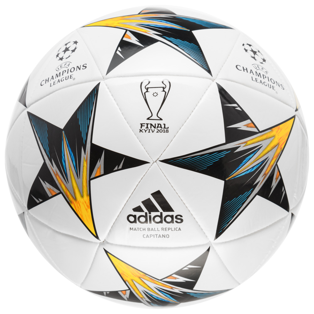 Adidas Champions League Finale Kiev Ball Capitano Cl Football CF1197 ... ecbfe9b3b2de0