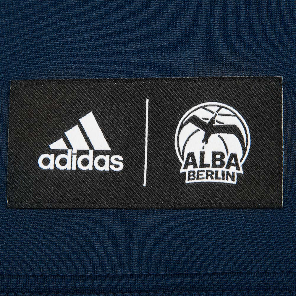 Details about Adidas Men's Basketball Jersey Tank Top Alba Berlin Jersey Collection Jersey