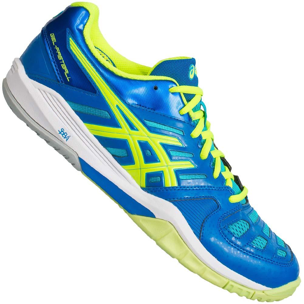 ASICS Gel Fastball Herren Indoor Hallenschuhe Indoorschuhe Schuhe E414Y 4204 neu