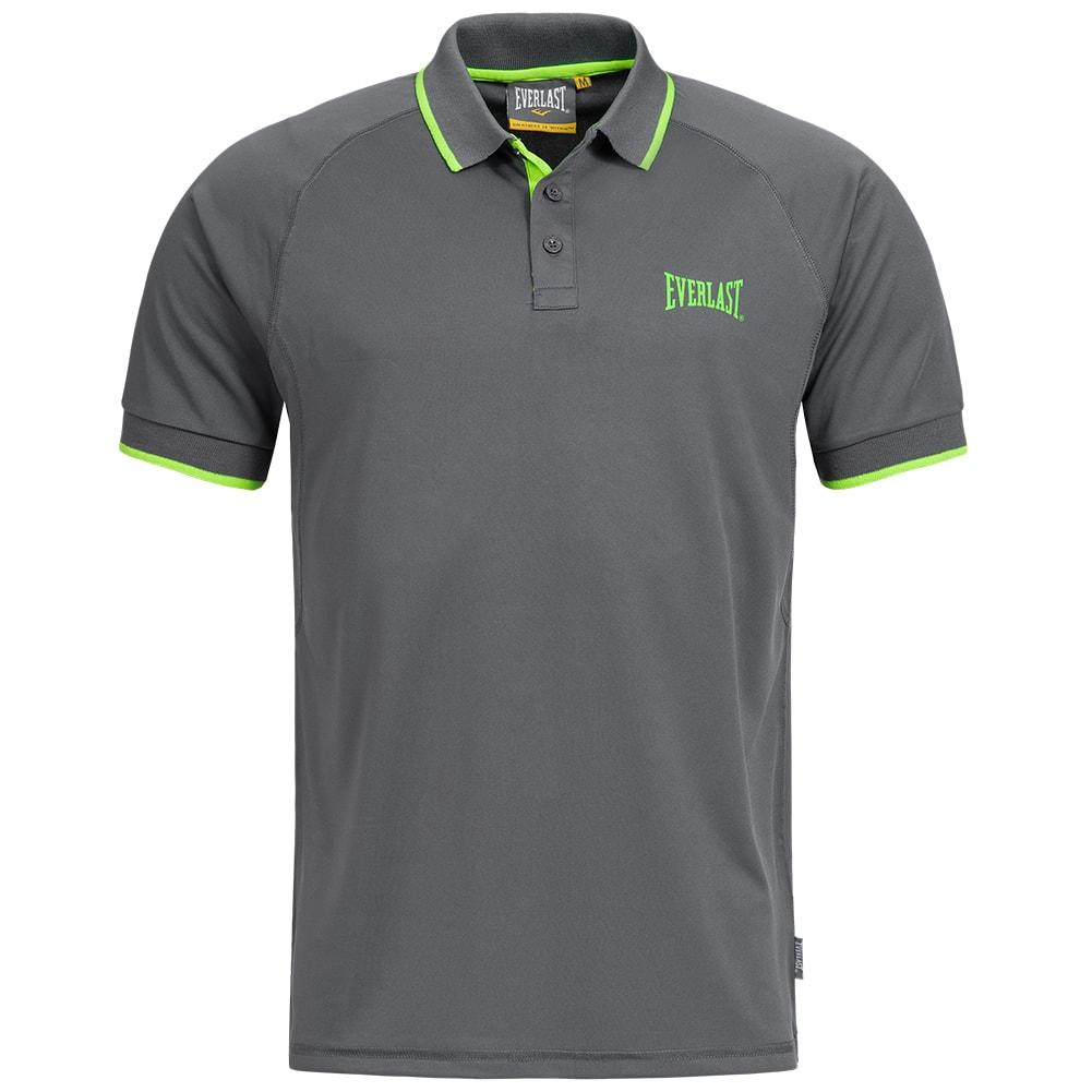 Everlast Polo Shirt Freizeit Logo Shirt Poloshirt Polo