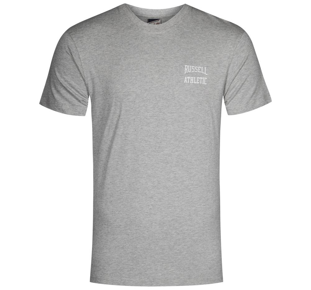 RUSSELL-ATHLETIC-Logo-Crew-Neck-Basis-Shirt-Mode-Tee-T-Shirt-FW16PON013-neu