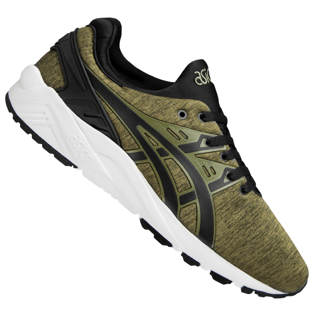 Details zu ASICS Tiger Gel Kayano Trainer Herren Evo Straßen Sneaker Schuhe H7ZVQ 8690 neu