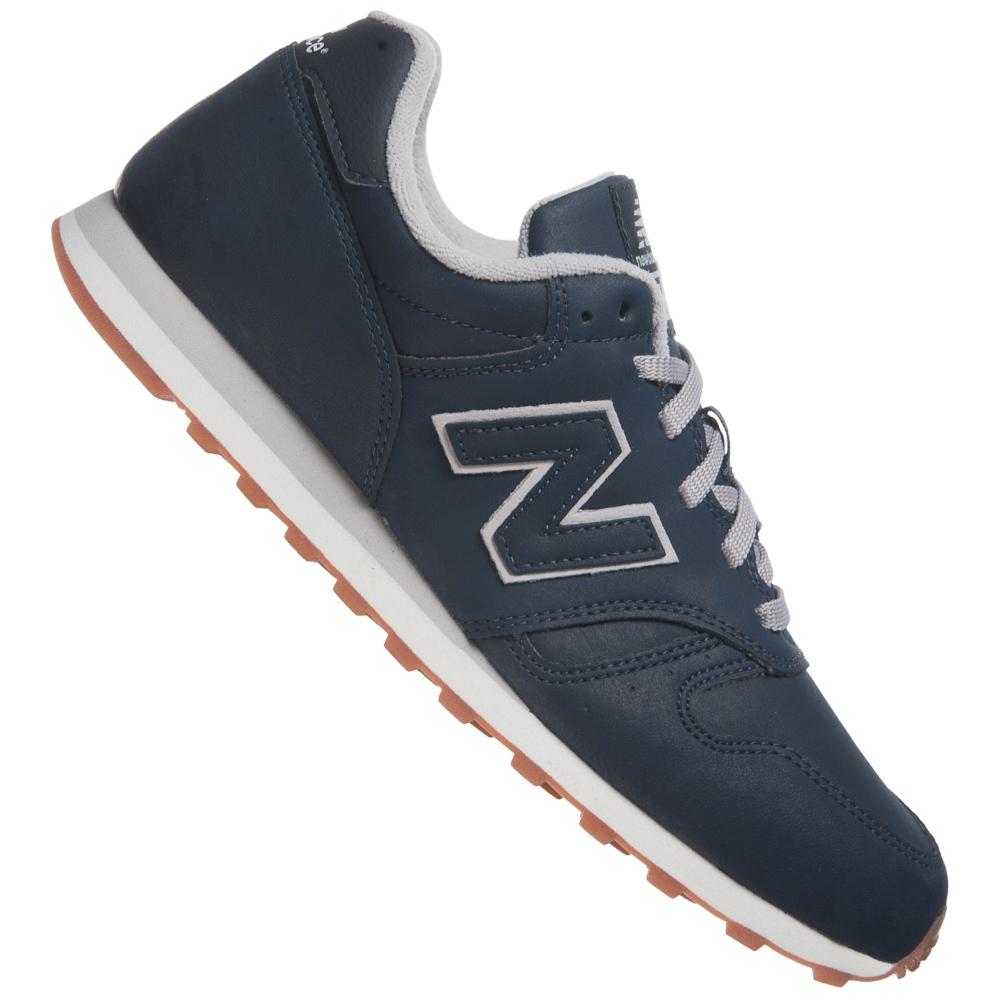 new balance 373 leder sneaker unisex trend sneakers nb. Black Bedroom Furniture Sets. Home Design Ideas