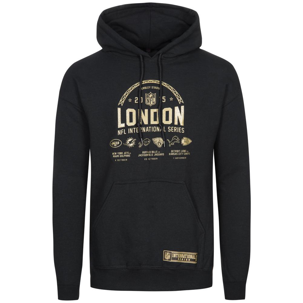 Majestic-NFL-American-Football-Showdown-Herren-Hoody-Sweatshirt-Pullover-Hoodie