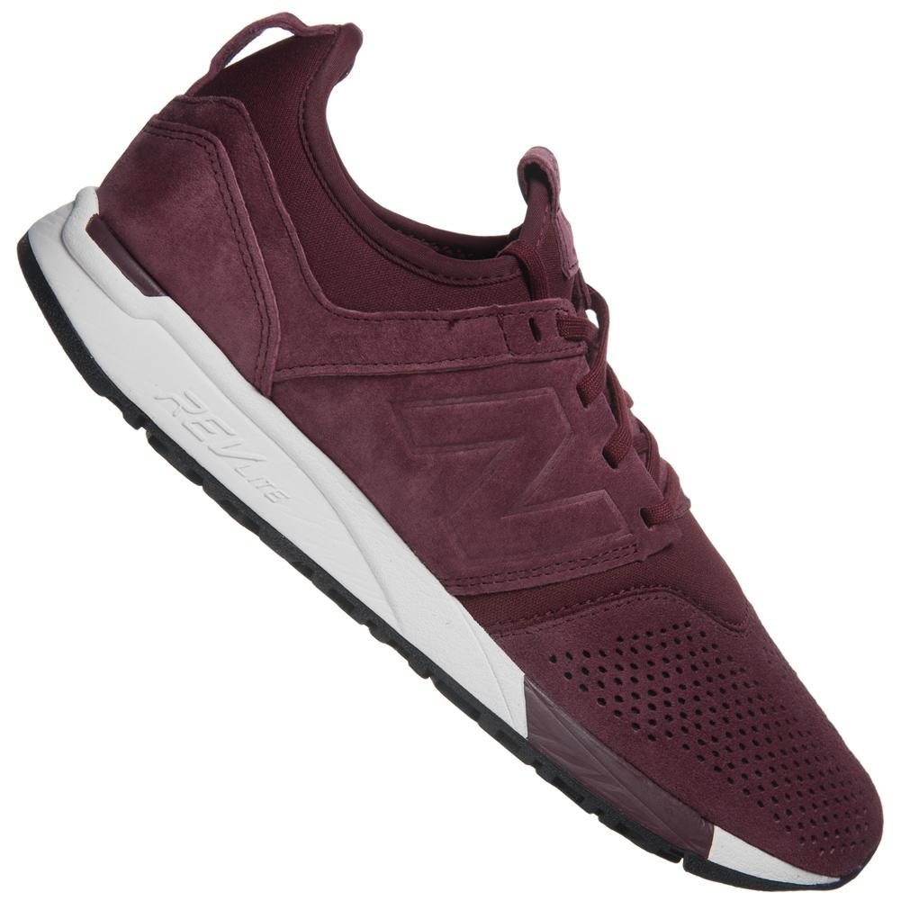 New-Balance-247-Daim-Sport-Sneaker-chaussures-en-cuir-unisexe-tendance-Baskets-NB