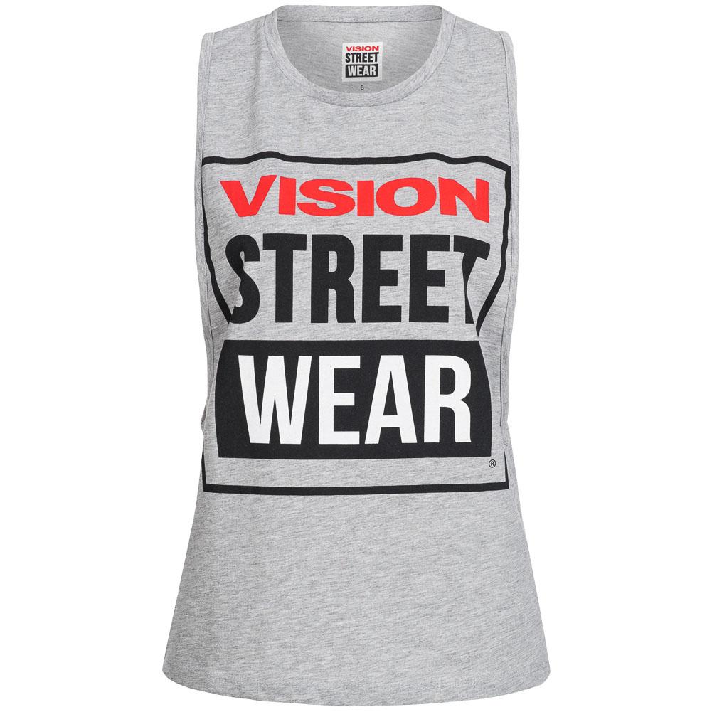 Details zu  Vision Street Wear Frauen Fitness Sport Leggings Top Shorts Sport-BH Shirt Short
