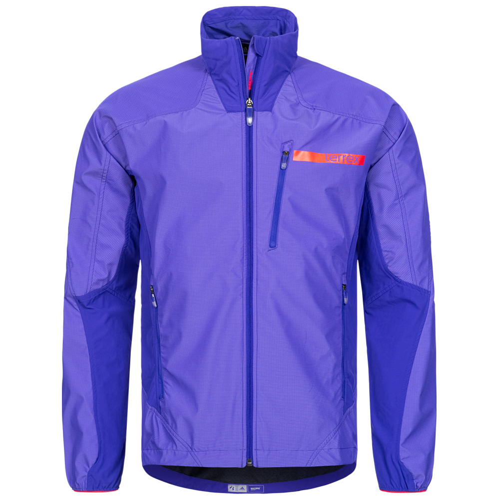 Men's Hybrid Jacket Soft S09325 New Shell Windbreaker Windstopper Terrex Adidas about Details drxWCeoQB