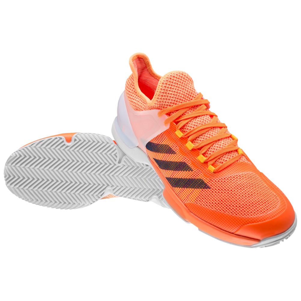 Details about Adidas Adizero ubersonic 2 Mens Tennis Shoes S82209 Orange NEW show original title