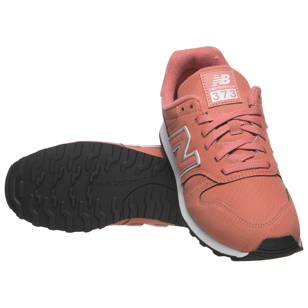 new balance 373 leather sneakers suede shoes ladies casual. Black Bedroom Furniture Sets. Home Design Ideas