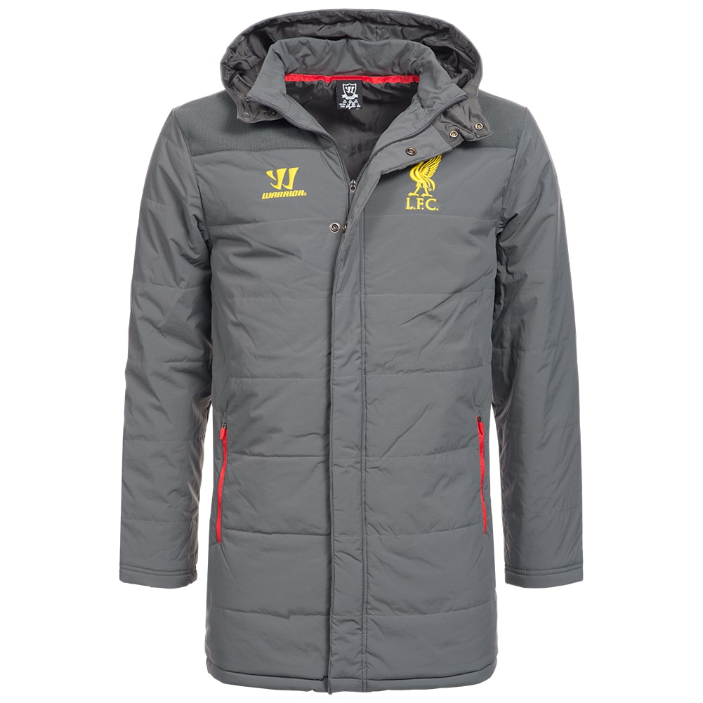 6f8048049c53 Liverpool FC Winterjacke Herren Winter Manager Stadion Jacke LFC ...