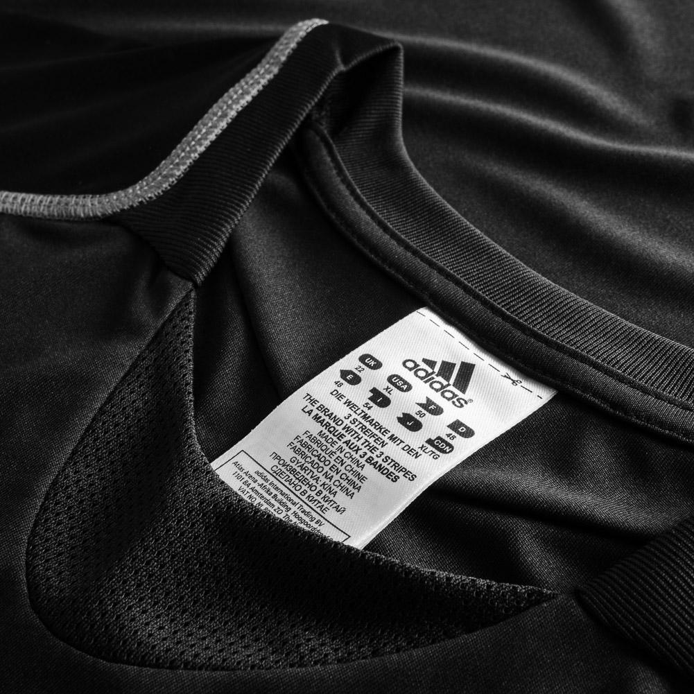 Details zu adidas T12 Climacool Damen Sport Trikot Fitness Trainings Tee Shirt Oberteil neu