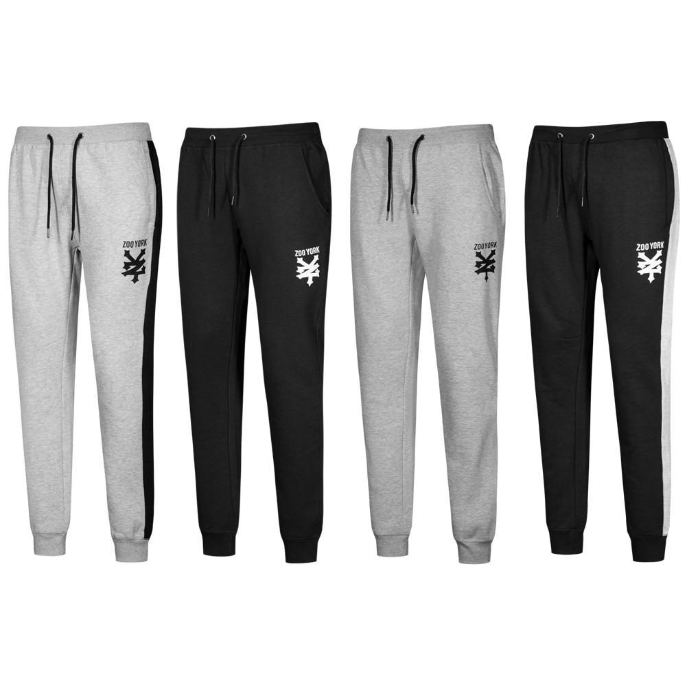 a887b8e5c211 Details about ZOO YORK Invert Davindo Herren Jogginghose Sweat Pants  Trainingshose Sport neu