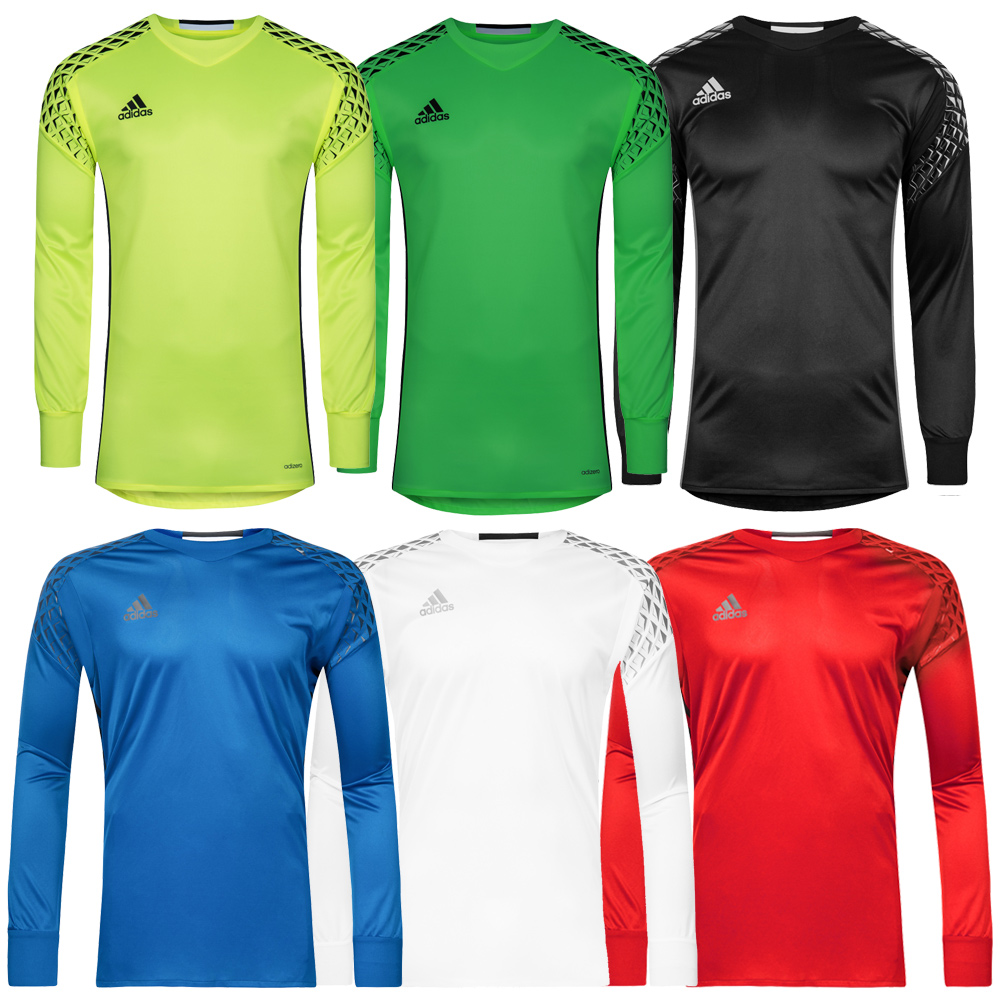 details about adidas onore goalie jersey goalkeeper men's shirt children's  torwarttrikots  c 41 #5