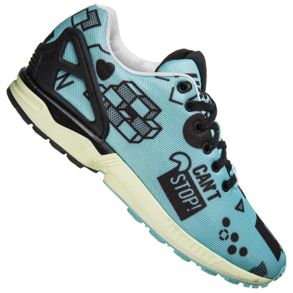 Adidas-Originals-ZX-Flux-Trainer-Casual-Shoes-Unisex-
