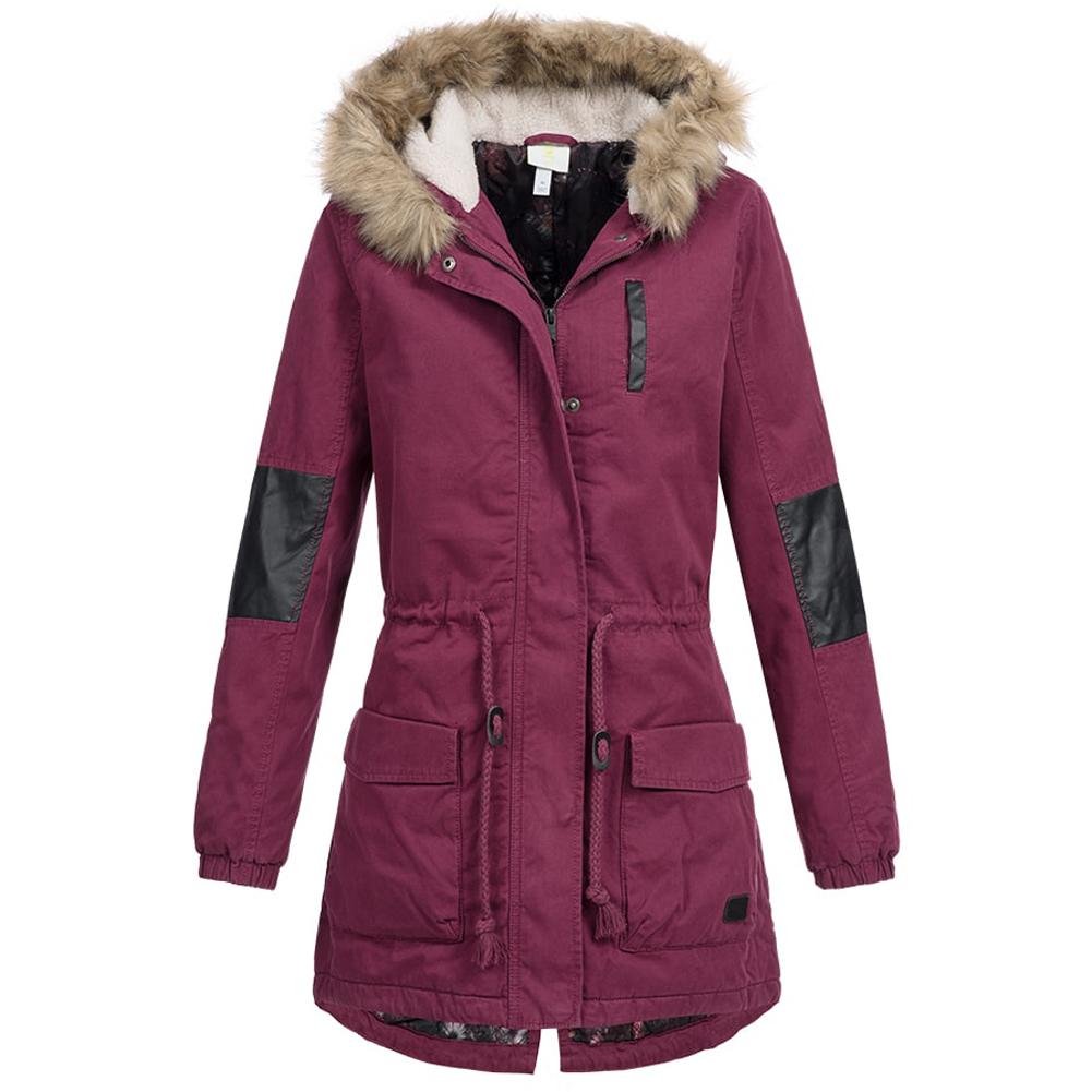 adidas neo label damen winter parka jacke outdoor winterjacke s02909 neu ebay. Black Bedroom Furniture Sets. Home Design Ideas