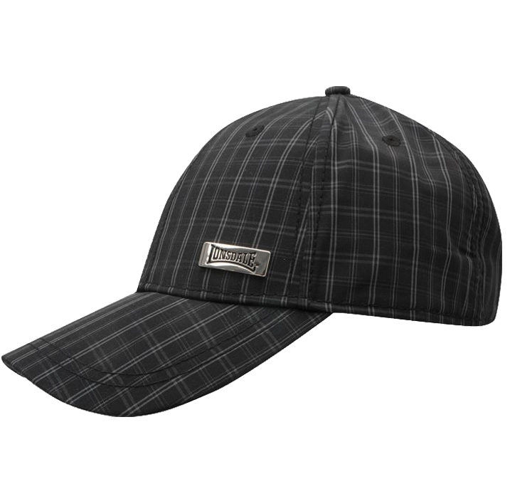 Lonsdale Herren Kappe Bond Classic Regency Cap Base Cap weiß schwarz navy grau